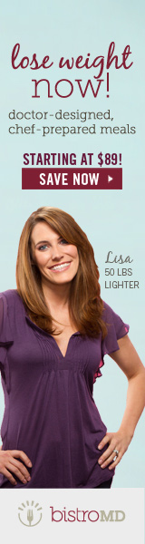 160x600 Lose Weight NOW with Lisa