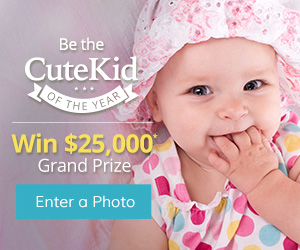 CuteKid Contest - Enter Today!