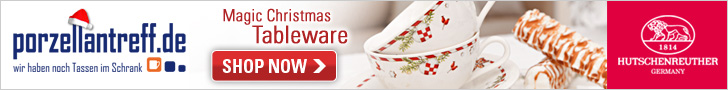 Hutschenreuther Annual Edition Christmas - New items are available!