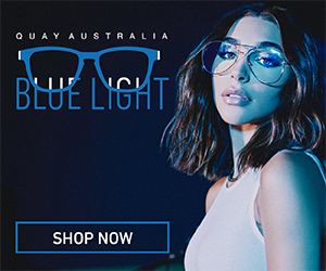 Quay Australia Blue Light Glasses- AU