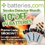 Batteries.com Deal of the Week!