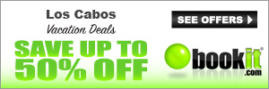 Save up to 50% off on Los Cabos Vacations