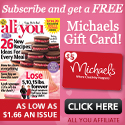 BOGO Free All You Magazine Subscription Offer