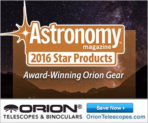 Award-Winning Orion Gear!