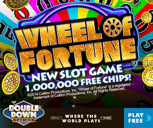 Wheel of Fortune Slot Game