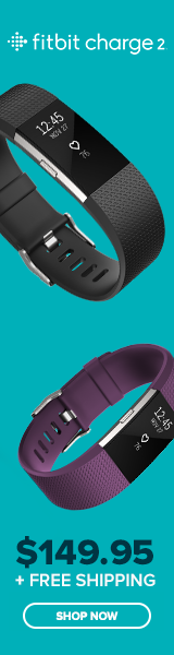 Fitbit Charge 2 Free Shipping