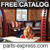 2007 Parts Express Catalog: Order Free!