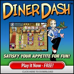 Get Diner Dash Free with GamePass!