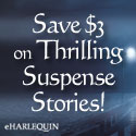 eHarlequin Scintillating Suspense: Save $3