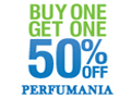 Buy One Get One 50% OFF at Perfumania.com.