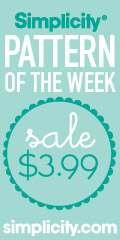 $3.99 Pattern of the Week at Simplicity.com