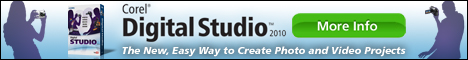 Learn more about Corel® Digital Studio 2010