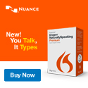 Dragon Naturally Speaking Preferred 10 by Nuance