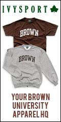 Brown University t-shirts and sweatshirts