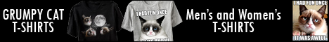 Grumpy Cat and other Funny T-shirts