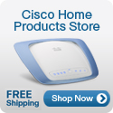 Cisco Home Products - Wireless and Wired Ethernet Networking Devices