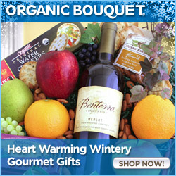 Save on Eco Elegant Fall Flowers & Gifts