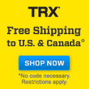 Trx TRX Training. Free Shipping on all orders!
