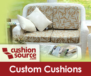 Cushion Source - Custom Cushions