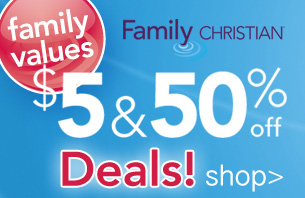 $5 & 50% Deals!