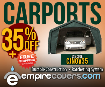 EmpireCovers 35% Off Carports