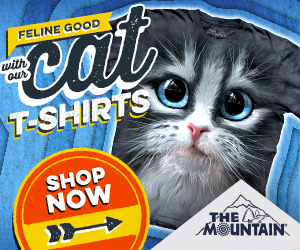 Feline Good With Our Cat T-Shirts