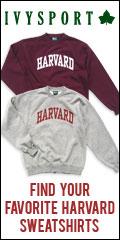 great selection of Harvard apparel at Ivysport.com