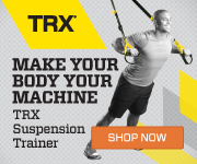 CO2Fit Recommends TRX Suspension Trainers