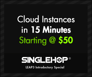 Deploy Cloud Hosting in 15 Minutes or Less