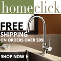 Free shipping on orders over $99 at HomeClick.com