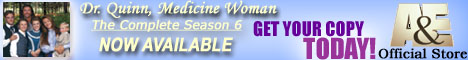 Visit A&E Television's online store.