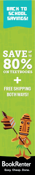 Get Your College Textbooks at Book Renter!