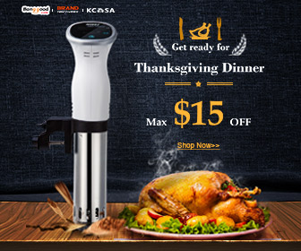 Max $15 OFF For Thanksgiving Dinner