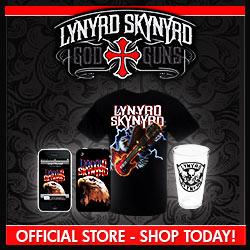 Lynyrd Skynyrd Official Merchandise