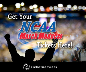 Buy NCAA Mens Basketball Tournament Tickets