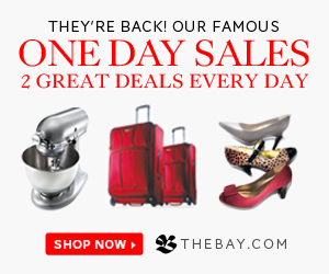 One Day Sales Are Back!