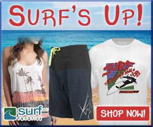 Surf's Up!  Shop for all your Surf, Skate & Motocross Gear & accessories at Surf Fanatics!
