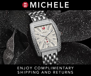 jewelry fashions,Showcasing bold, brilliant hand-set diamond cases and mother-of-pearl dials, MICHELE pays homage to the art deco-influenced designs of South Beach. The MICHELE design philosophy blends timeless elegance with contemporary fashion for a combination of classic and feminine style. Famous for interchangeable straps, MICHELE features straps sourced from around the world, including fine alligator and exotic skins as well as premium calfskin leathers.