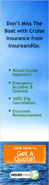 Dont Miss The Boat with Cruise Insurance from InsureandGo. Get a Quote Today!