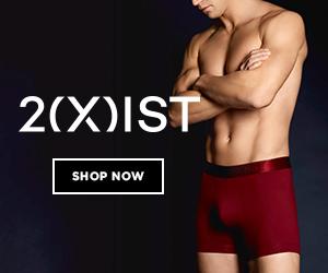Shop 2(x)ist men's underwear & swimwear