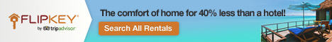 The comfort of home for 40% less than a hotel! Search all rentals.