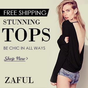Zaful Stunning Tops