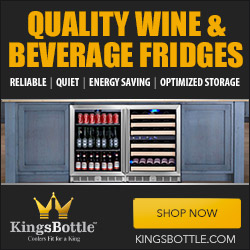 KingsBottle Wine & Beverage Fridges
