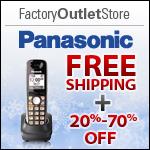 FactoryOutletStore_Panasonic Winter Special