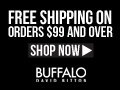Free Shipping on $99+ Orders of our fabulous fashion apparel!