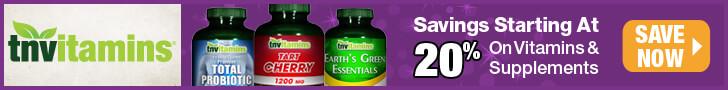 TNVitamins | Savings Starting At 20% On Vitamins & Supplements | Save Now