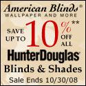 20% Off Super Value Blinds