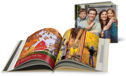 Buy One, Get TWO Free Photo Books From Snapfish!