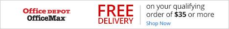 Free Delivery on qualifying orders of $35 or more!