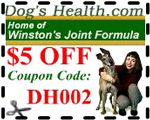 %5 OFF Winstons Joint Formula